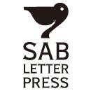 サブレタープレス SAB LETTERPRESS